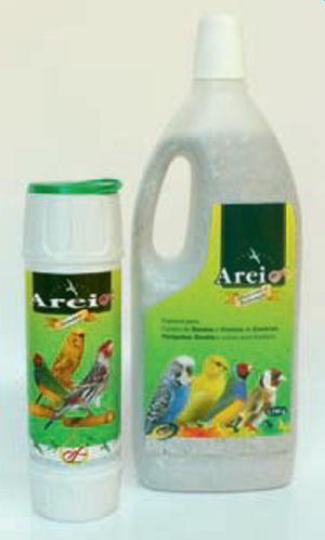AREIEX - AREIA ESPECIAL P/ AVES