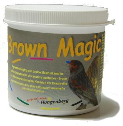 BROWN MAGIC