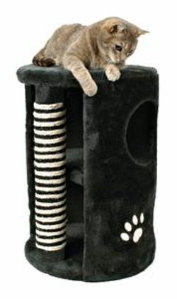 CAT TOWER  C/ POSTE DE ARRANHAR (ANTRACITE)