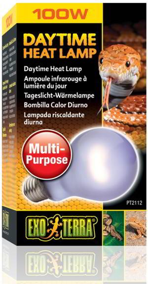 EXO TERRA DAYTIME HEAT LAMP