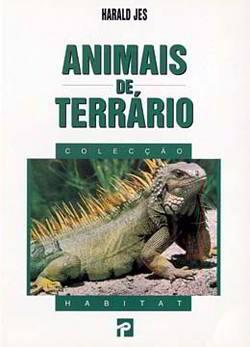 LIVRO ANIMAIS DE TERRÁRIO