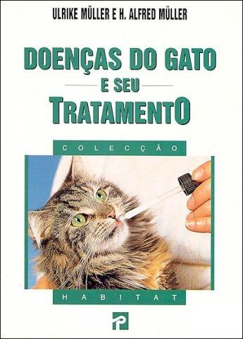LIVRO DOENÇAS DO GATO E SEU TRATAMENTO