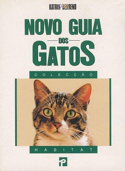 LIVRO NOVO GUIA DOS GATOS