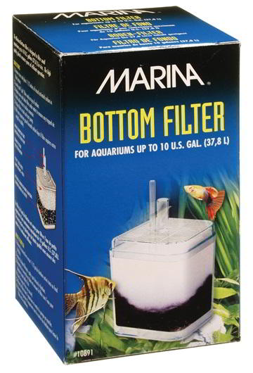MARINA BOTTOM FILTER