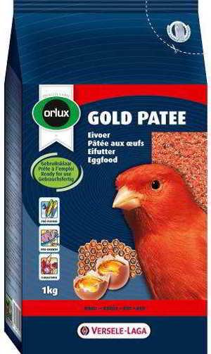 ORLUX GOLD PATEE VERMELHO