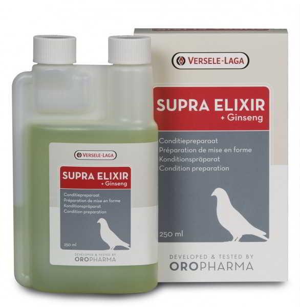 OROPHARMA SUPRA ELIXIR + Ginseng