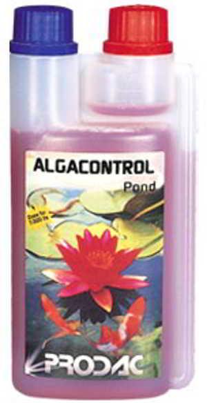 PRODAC POND ALGA CONTROL