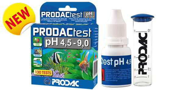 PRODAC TESTE PH