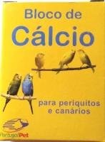 BLOCO DE CÁLCIO PARA CANÁRIOS