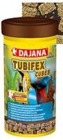 DAJANA TUBIFEX CUBES 250 ML