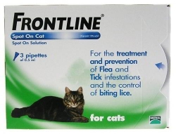 FRONTLINE SPOT ON GATOS