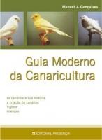 LIVRO GUIA MODERNO DA CANARICULTURA