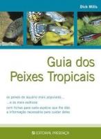 LIVRO GUIA PEIXES TROPICAIS