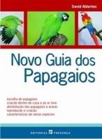 LIVRO NOVO GUIA DE PAPAGAIOS