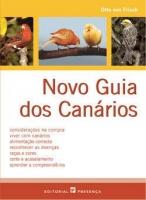 LIVRO NOVO GUIA DOS CANARIOS