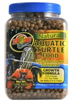 ZOO MED NATURAL TURTLE FOOD GROWTH