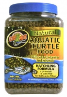 ZOO MED NATURAL TURTLE FOOD HATCHLING
